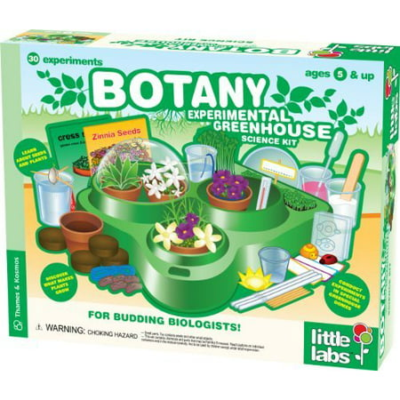 Thames   Kosmos Little Labs  Botany   Greenhouse