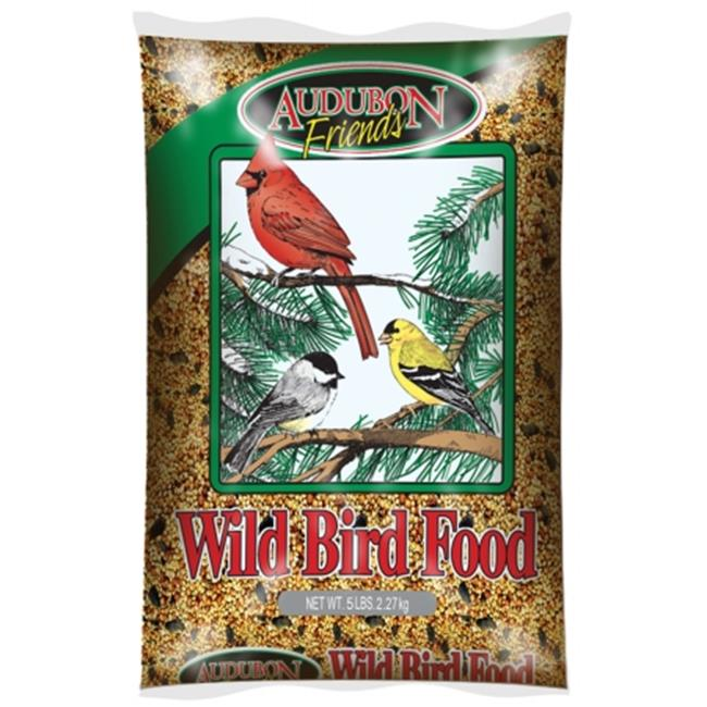 Global Harvest/woodinville 2124 5 Lb Wild Bird Food Pack Of 12
