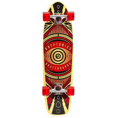 "Kryptonics 30"" Complete Cruiser Skateboard"