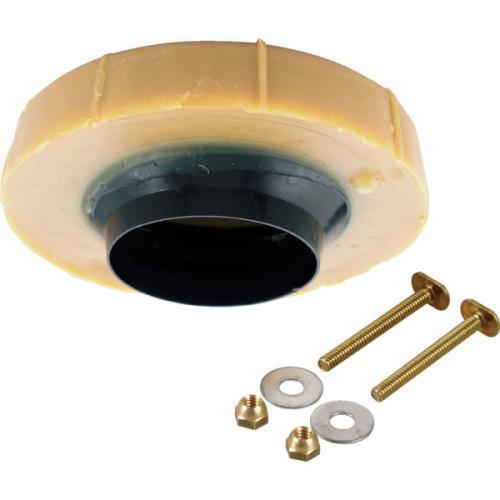 Fluidmaster Toilet Wax Ring W/Bolts, HIGH QUALITY