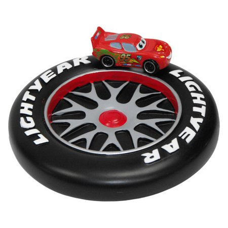 Disney Pixar Cars Lightning McQueen Soap Dish