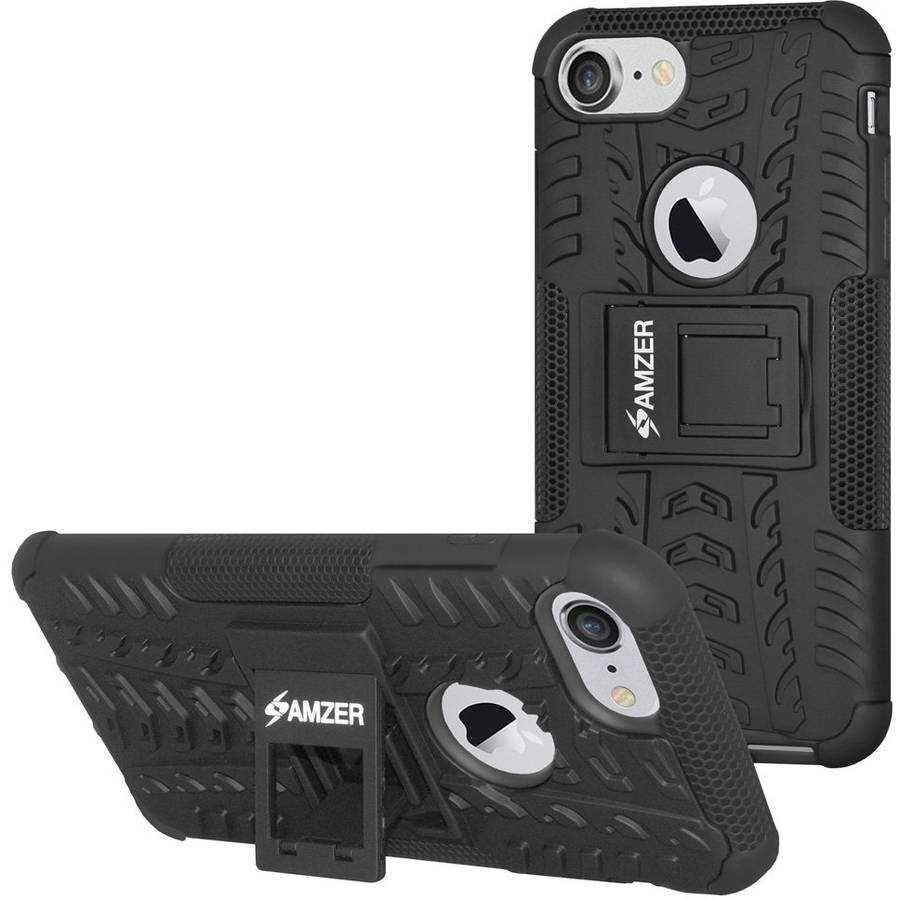 Amzer Hybrid Warrior Case for Apple iPhone 7