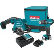 Makita-CT233R 12V Max CXT Lithium-Ion Cordless 2-Pc. Combo Kit (2.0Ah)