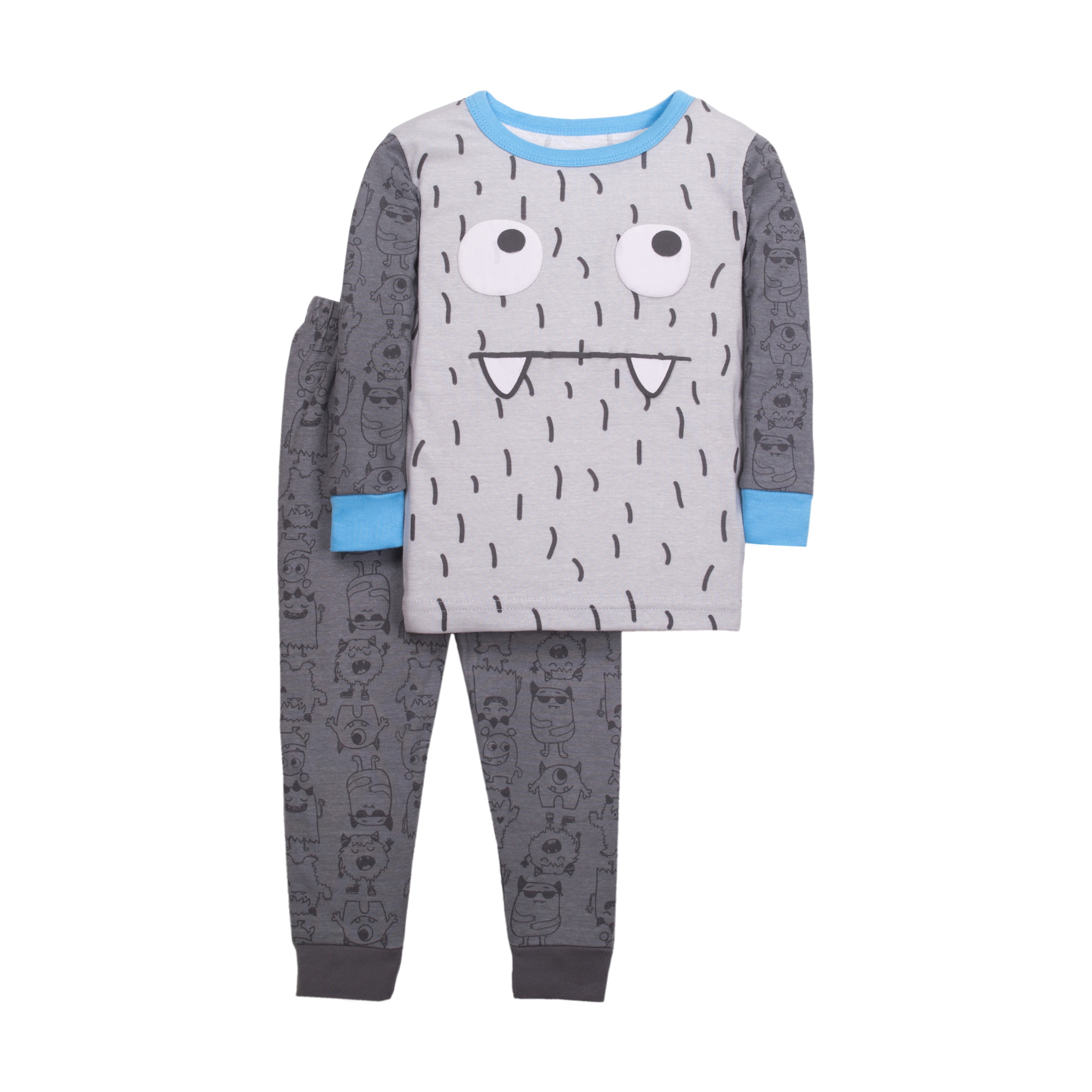 Baby Toddler Boy Tight Fit 2pc Pajamas