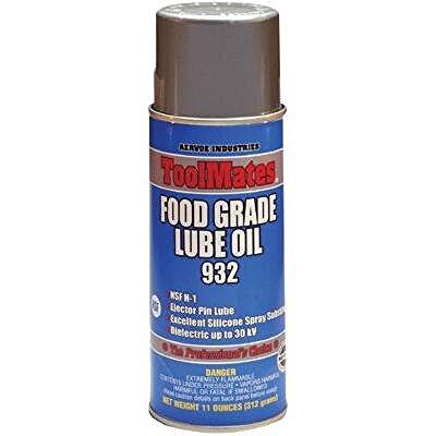 Aervoe Aervoe - Food Grade Lube Oils 16 Oz. Food Grade Lubeoil: 205-932 - 16 oz. food grade lubeoil (Set of 12)
