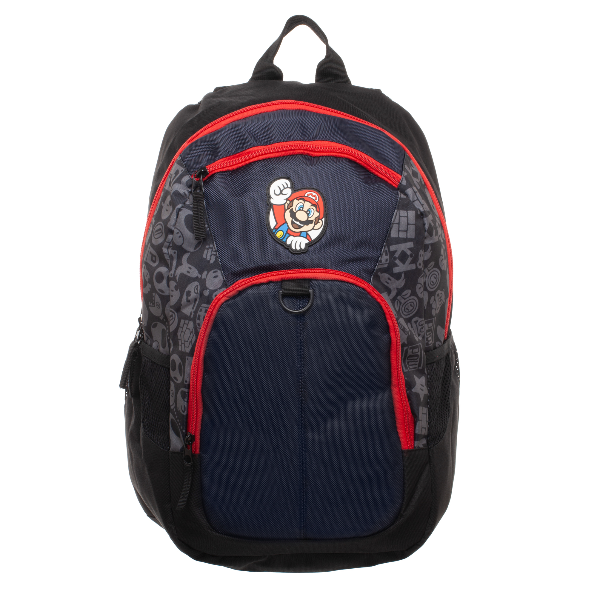 "Super Mario 18"" Backpack with Laptop Sleeve"