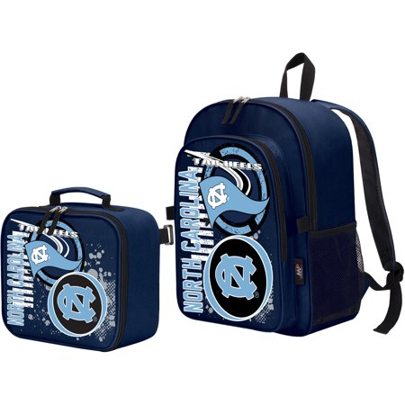 The Northwest Company North Carolina Tar Heels Accelerator Backpack & Lunchbox - No Size ()