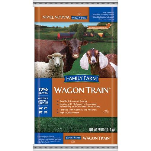 Family Farm Wagon Train Animal Feed, 40 lb