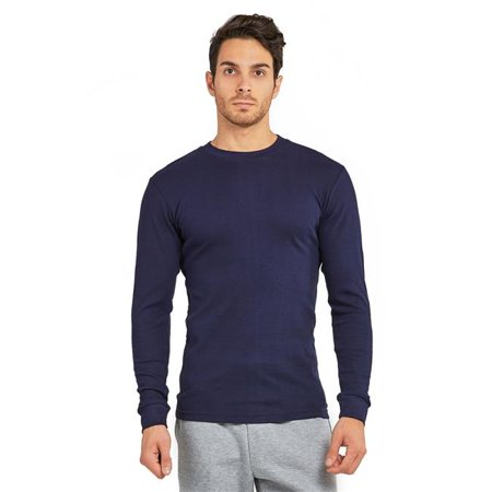 Mens Crew Neck Solid Cotton Top - Navy, Small We present you a vast array of stylish Mens Clothing items that would leave you spoilt for choice. You can select from high quality, impressive styles for any occasion or everyday wear.- SKU: ZX9FRZY4672