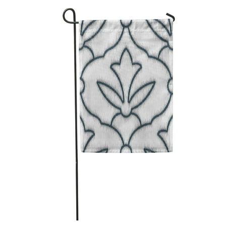 LADDKE Abstract Pattern Ikat Fleur Flower Home Lis Medieval Renaissance Garden Flag Decorative Flag House Banner 28x40 inch](Banner Medieval)