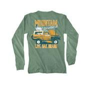 Live Oak Brand Mountain Weekend Long Sleeve Shirt