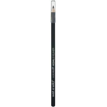 2 Pack - Wet n Wild Color Icon Kohl Eyeliner Pencil, 601a Black Black 0.04 -