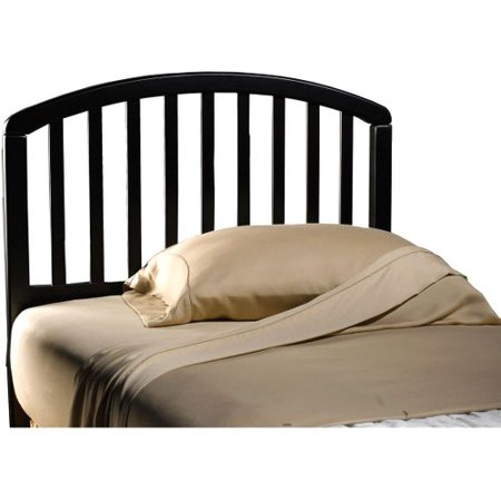 Carolina Headboard, Twin, Black ()