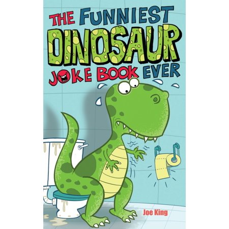 The Funniest Dinosaur Joke Book - Uk Halloween Jokes