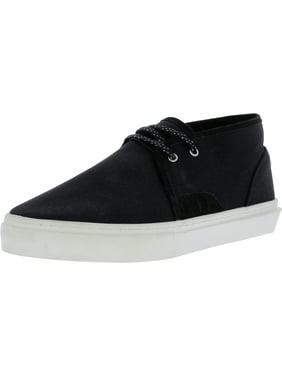 Product Image Clear Weather Men s Lakota Canvas Black Ankle-High Fashion  Sneaker - 11M 268c188ec