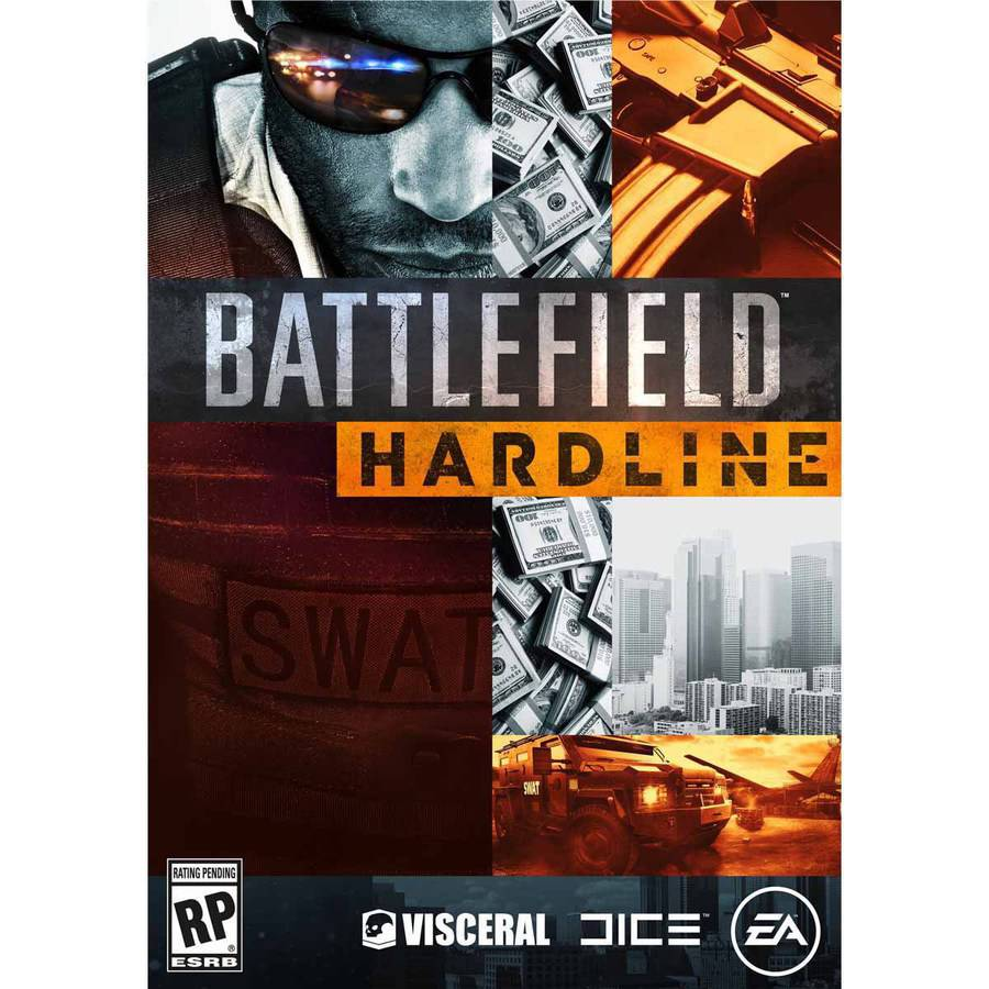 Electronic Arts Battlefield Hardline (Digital Code)
