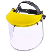 JEGS 81554 Adjustable Face Shield