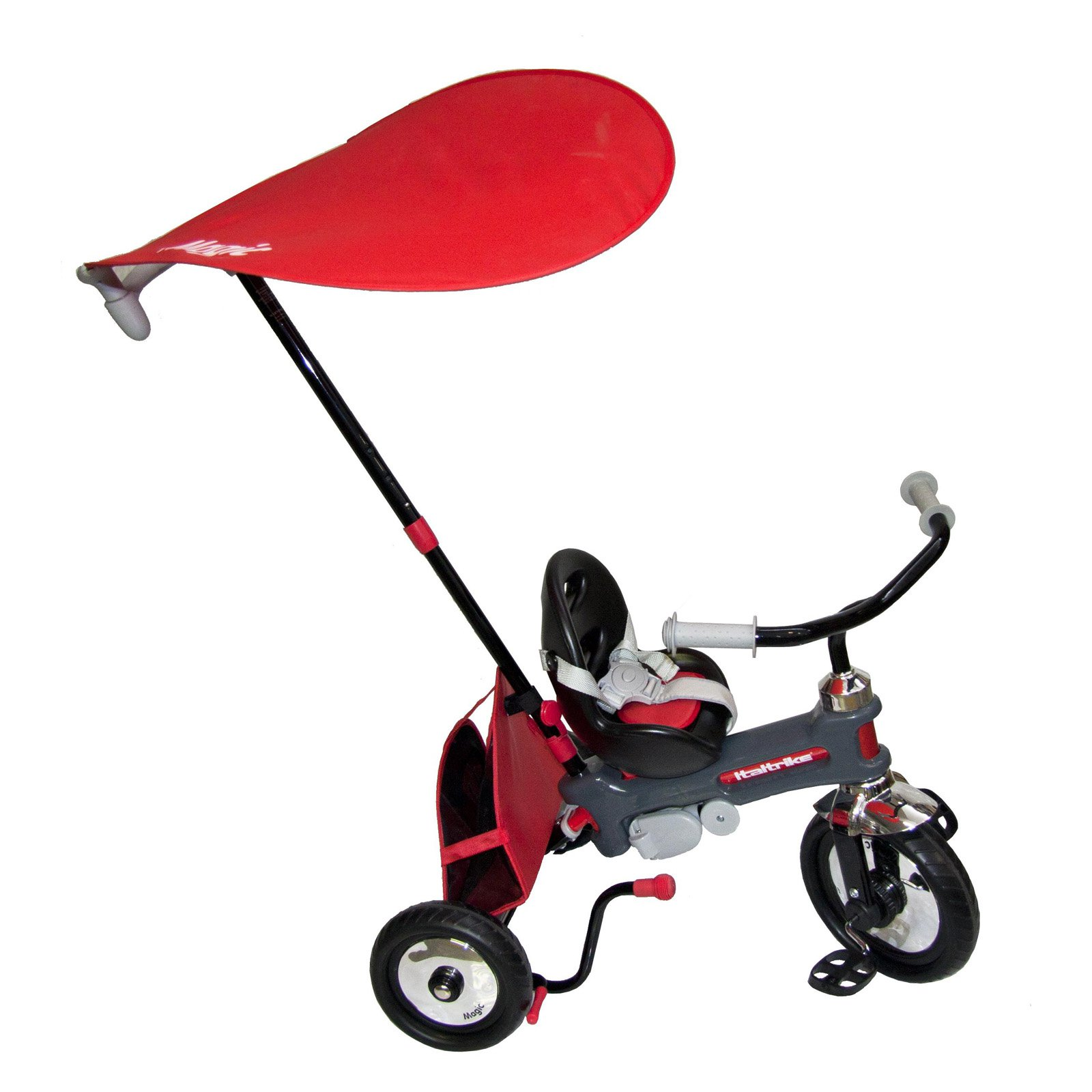 Italtrike Azzurro Tricycle - Red