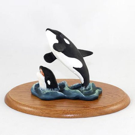 Nf15 Con Killer Whale Figurine