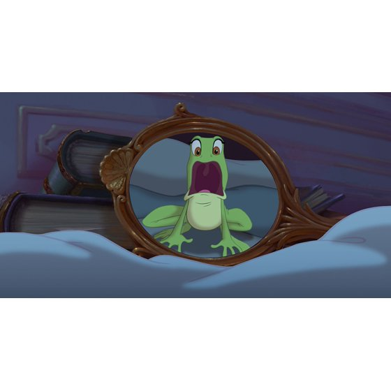 The princess and the frog dvd walmart fandeluxe Gallery
