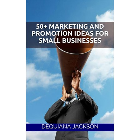 50+ Marketing and Promotion Ideas for Small Businesses - eBook - Halloween Bar Promotions Ideas