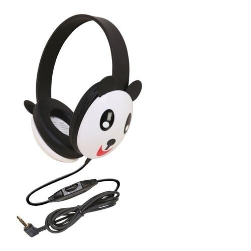 Ergoguys Kids Stereo PC Panda Design Headphone 2810-pa