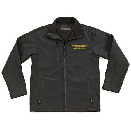 Joe Rocket 'Honda Goldwing Soft Shell' Womens Black Casual Wear Motorcycle Jacket Black