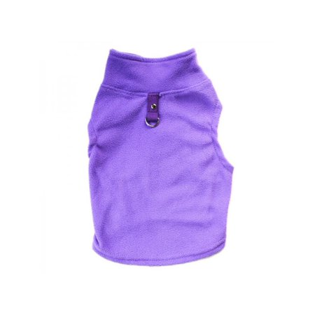 Small Pet Dog Winter Warm Coat Sweater Puppy Apparel Fleece Vest Jacket Clothes - Winter Park Halloween Dog Contest