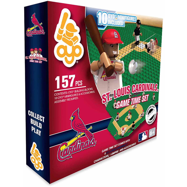 Oyo MLB Gametime Set - Saint Louis Cardinals