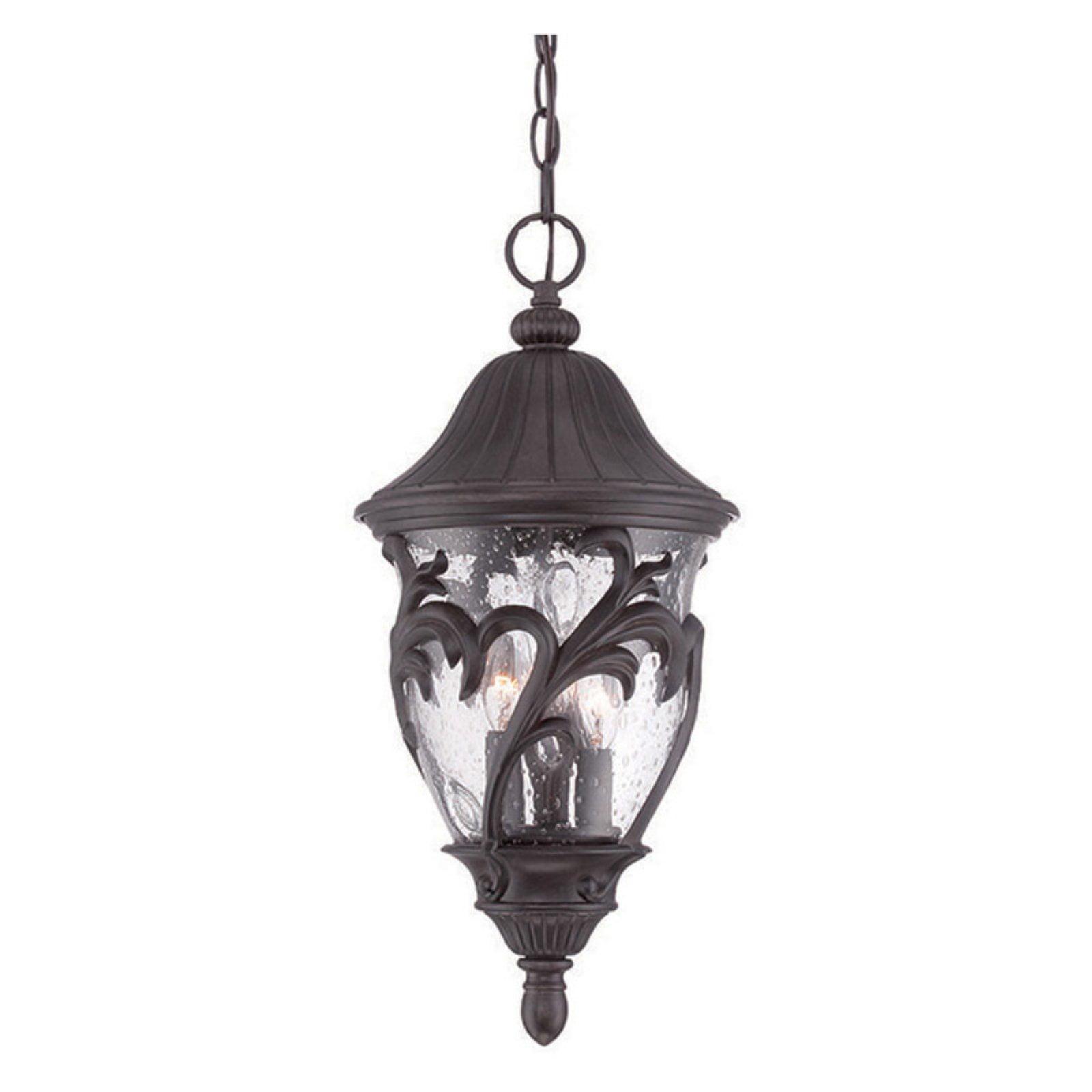 Porch Light Walmart: Acclaim Lighting Capri Outdoor Hanging Lantern Light