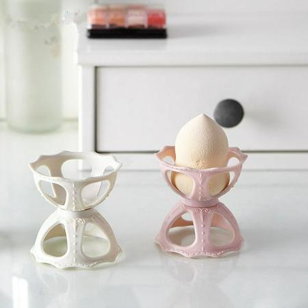 Make-up egg puff storage rack beauty makeup egg shelf gourd puff - image 2 of 10