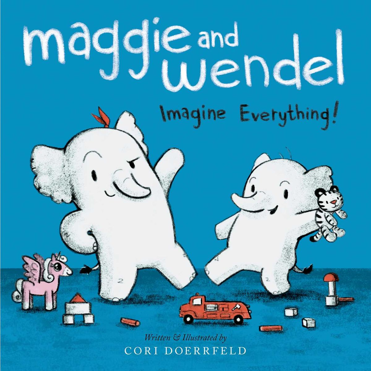 Maggie and Wendel - eBook