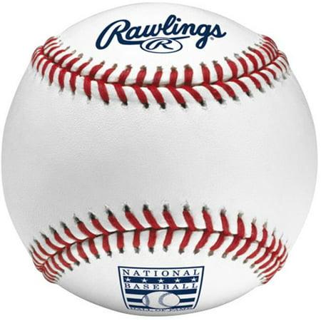 Creative Sports Enterprises, Inc RAWLINGS-Hall-of-Fame Rawlings Hall of Fame Official Baseballs