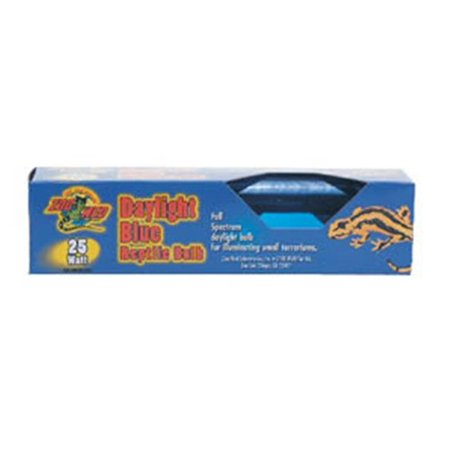 Zoo Med Labs 850 37025 Zoo Med Daylight Blue Reptile Bulb