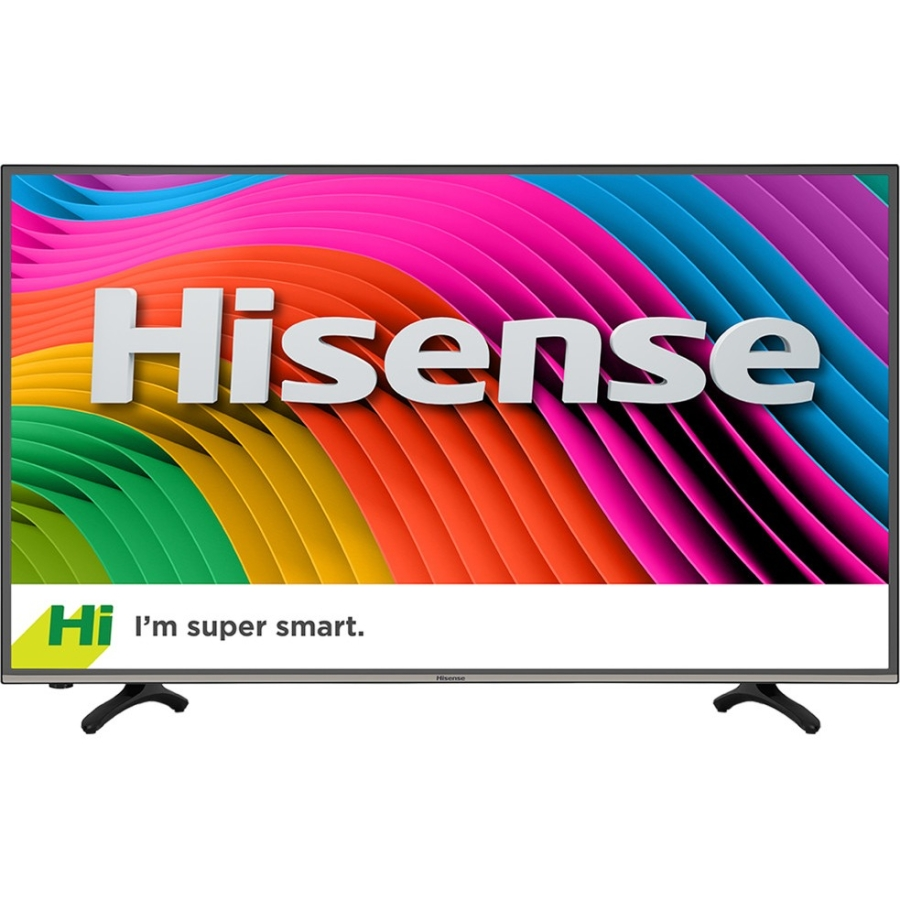 "Hisense  H7 43H7C 43"" 2160p LED-LCD TV - 16:9 - 4K UHDTV - Black"