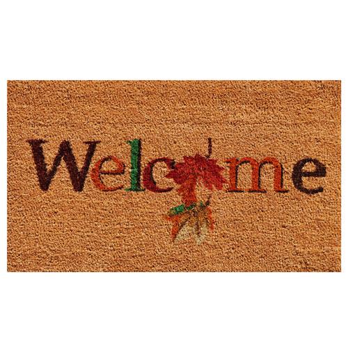 Home & More Fall Beauty Doormat