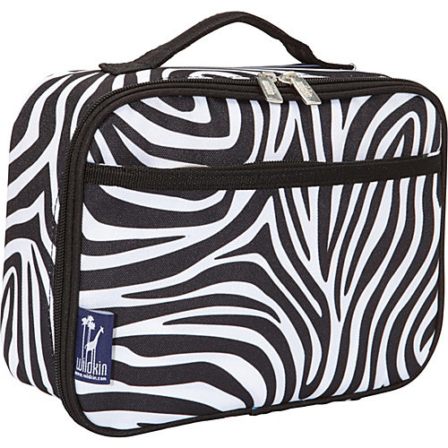 Zebra Lunch Box