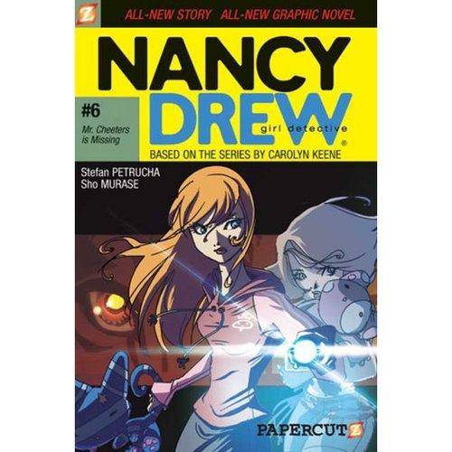 Nancy Drew Girl Detective 6: Mr. Cheeters Is Missing