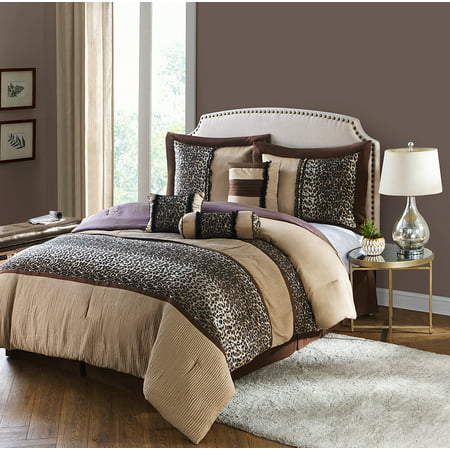 Sadie 7-Piece Bedding Comforter Set, Full ()