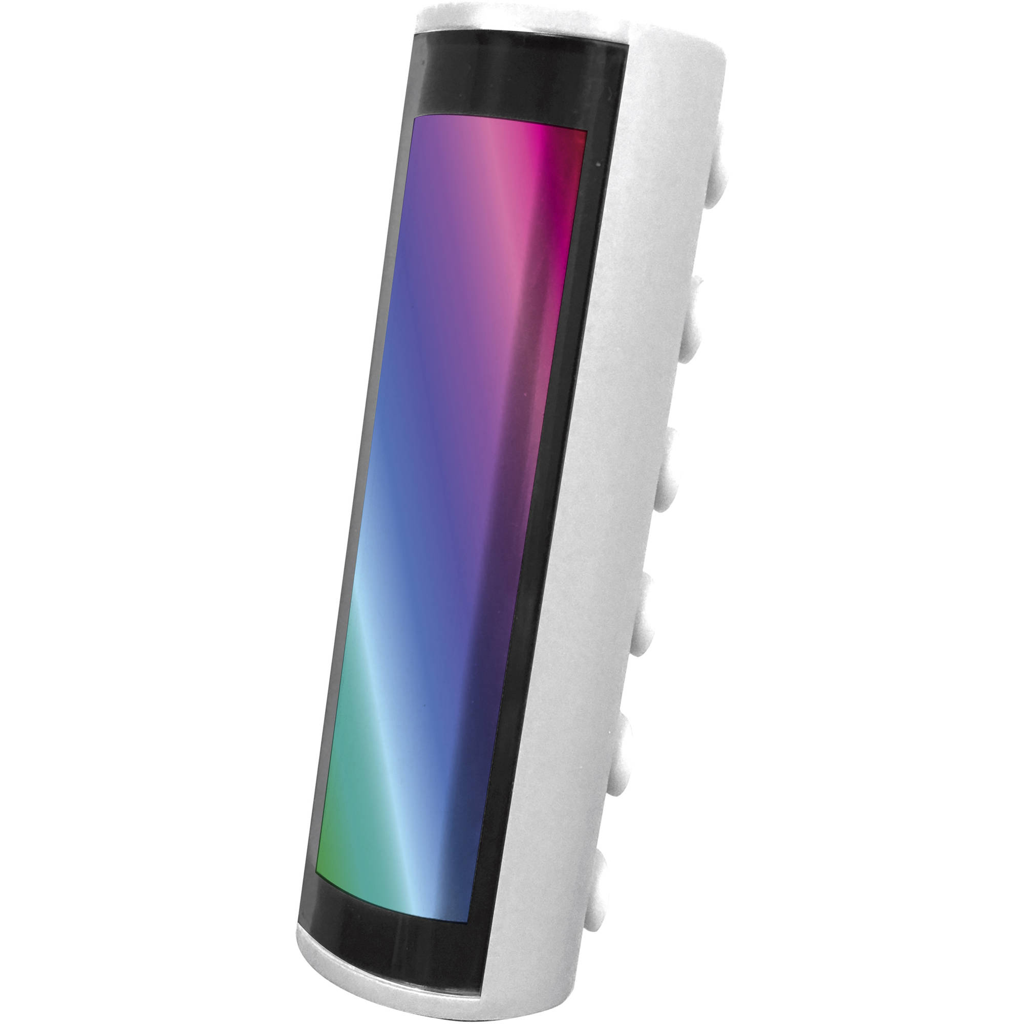 Light-Up Portable Charger 2,000mAh External USB Battery Bank by iHip