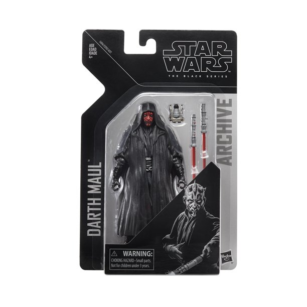 Star Wars The Black Series: Archive Darth Maul 6-Inch Scale Figure