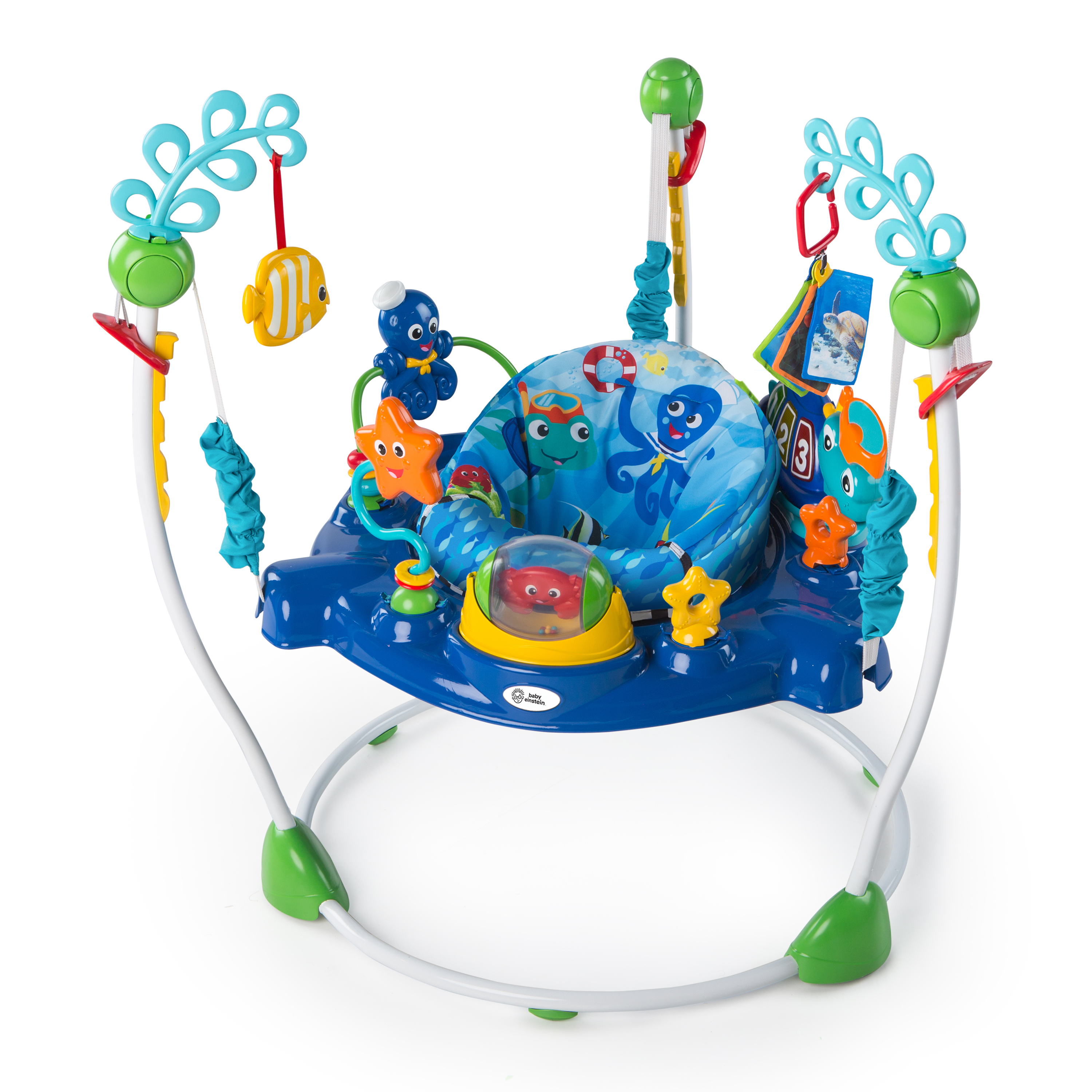 Baby Jumper Toy Station in Neptune's Ocean Discovery Jumper