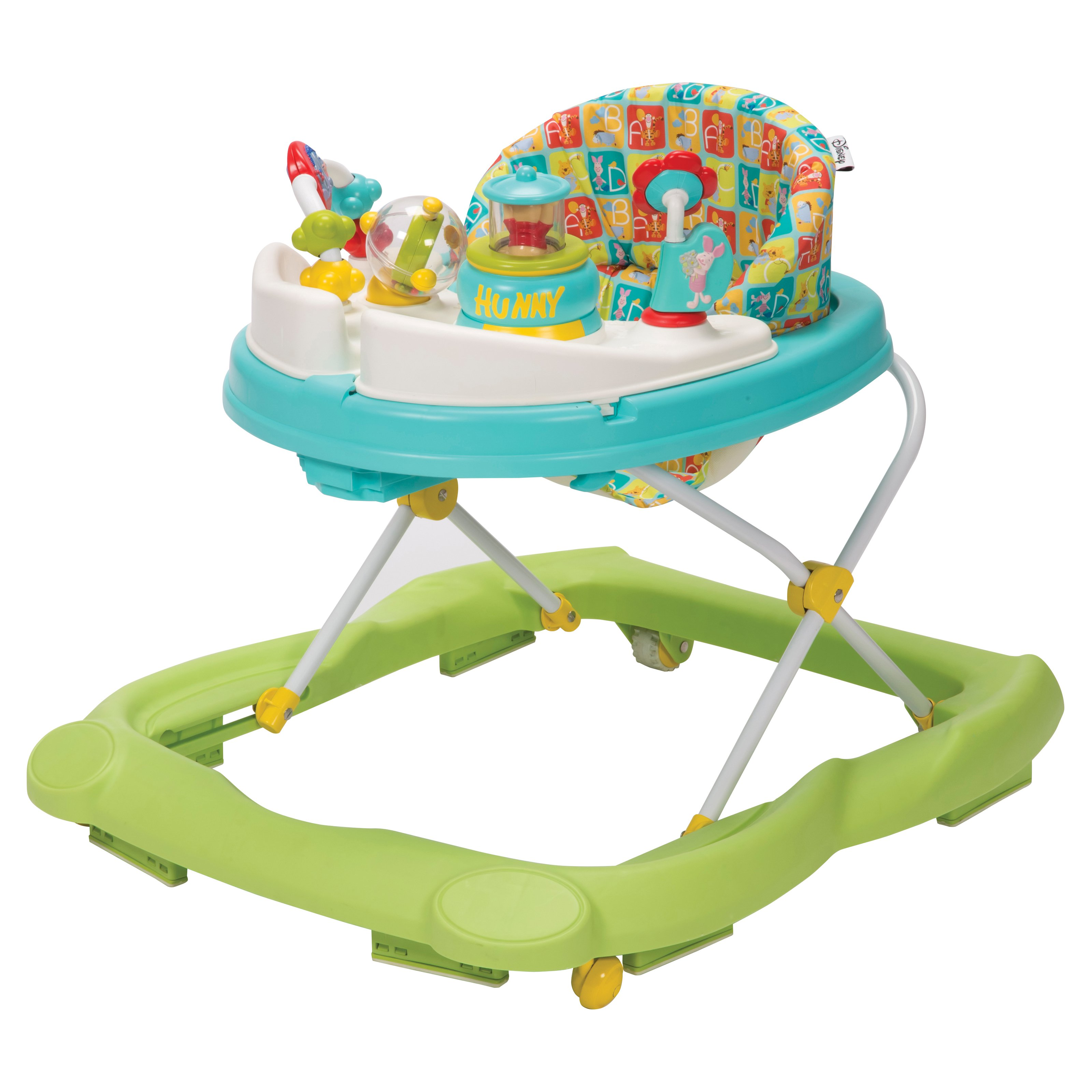 Disney Baby Music & Lights Walker Bees Knees by Disney Baby