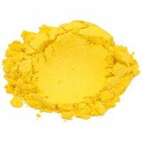 SOAPBERRY YELLOW MICA COLORANT PIGMENT POWDER FOR SOAP MAKING 1 OZ