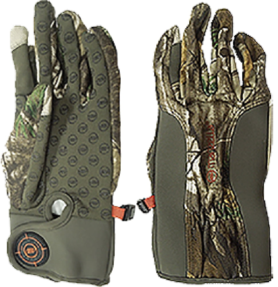 Manzella Bow Ranger Touch Tip Glove Realtree Xtra Medium by MANZELLA PRODUCTIONS INC