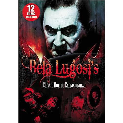 Bela Lugosi's Classic Horror Extravaganza (Full Frame)