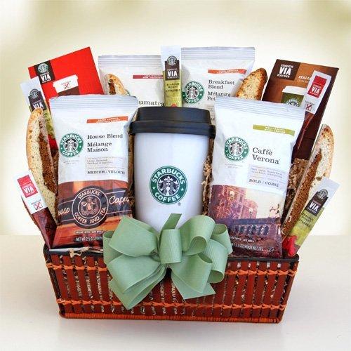 Starbucks On the Go Gift Basket
