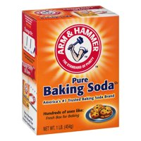 (4 Pack) Arm & Hammer Pure Baking Soda, 1 lb