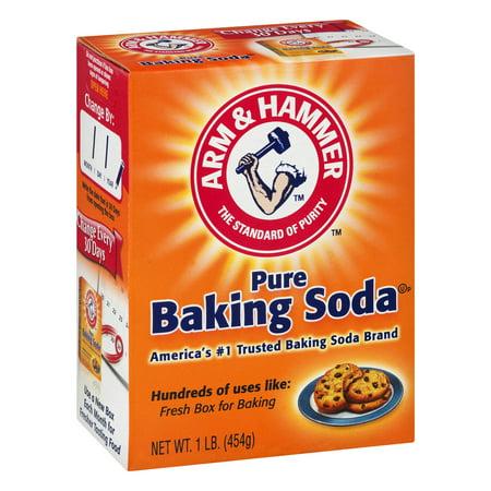 Arm & Hammer Pure Baking Soda, 1 lb Arm & Hammer Baking Soda