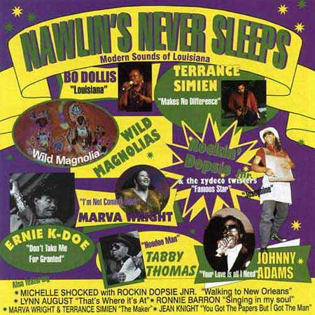 Aim Records Artists: Nawlins' Never Sleeps
